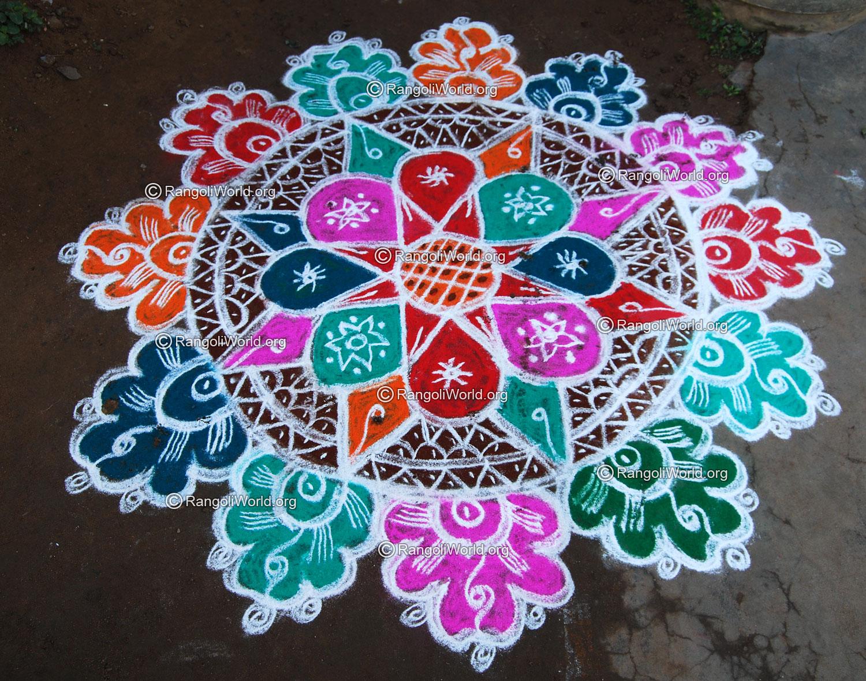 Kolam & Rangoli Collection