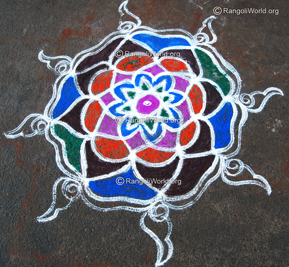 rangoli designs wallpaper stars - photo #10