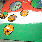 Social awareness rangoli designs collection