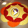 easy rangoli video