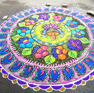 top 100 best rangoli designs