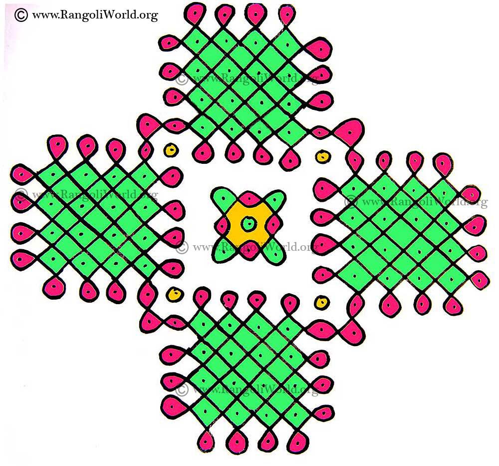 kolam dots new calendar template site